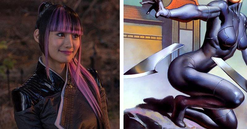《死侍2》雪緒跟原著差超大!「萊恩即興演出」嚇到她:日本都不會這樣